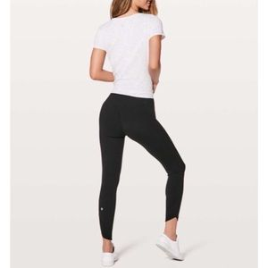 Lululemon all you do tight cropped leggings